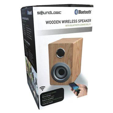 Soundlogic Wireless 3D Stereo Musik Bluetooth Box Lautsprecher Handy MP3 Aux Neu – Bild 9
