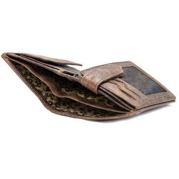 Business Herren Leder Geldbörse Geldbeutel Brieftasche Luxus echt Leder Männer – Bild 14