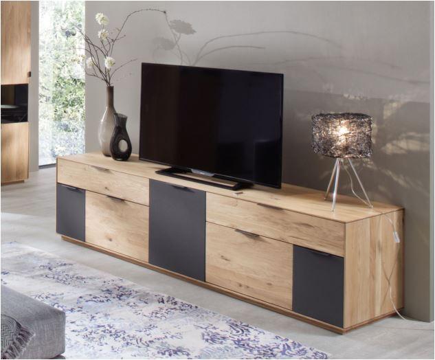 Medienunterteil Lowboard Medienschrank TV-Board Fernsehschrank ...