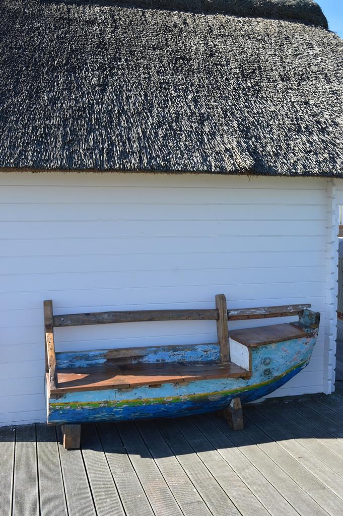Ehrfürchtige Gartenbank Holz Fischerboot | Gartenbänke Ideen