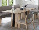 Esstisch Tisch Esszimmertisch Speisetisch Esszimmer Wangentisch Asteiche