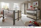 Kinderzimmer Babyzimmer Kleiderschrank 2-türig Kommode Babybett Kiefer massiv
