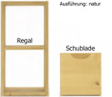 Würfel Regal Würfelsystem Raumteiler System-Regal Kiefer massiv Kinderzimmer