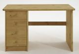 Schreibtisch Kinder-Schreibtisch Kiefer massiv Kinderzimmer Schubladen
