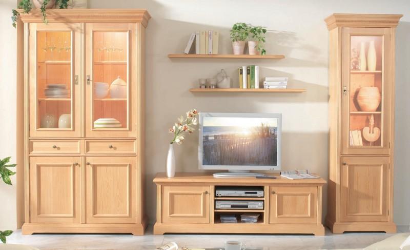 Wohnwand | Mediawand | Wohnzimmer-Schrank | Fernseh-Schrank | Tv