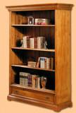 Bücherregal Bücherschrank Schrank Regal Wohnzimmer Fichte massiv antik Landhaus