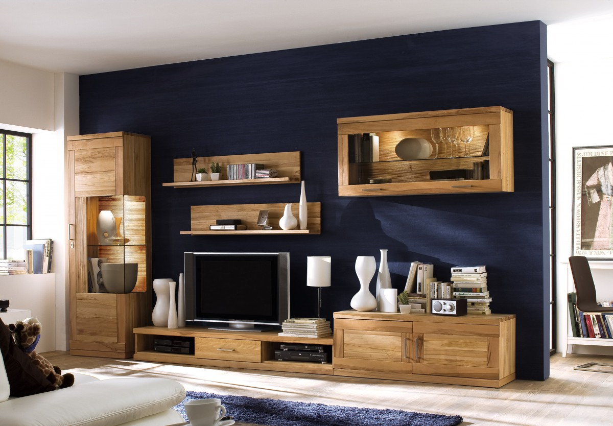 wohnzimmer wandschrank raum und m beldesign inspiration. Black Bedroom Furniture Sets. Home Design Ideas