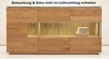 Sideboard Kommode Anrichte Wohnzimmer Asteiche Eiche massiv geölt