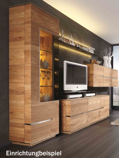 wohnzimmerwand wohnwand wohnzimmer asteiche eiche massiv ge lt wohnzimmer komplettsets wohnw nde. Black Bedroom Furniture Sets. Home Design Ideas