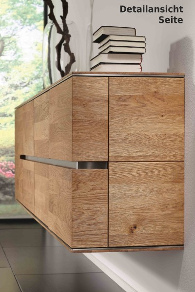 h ngeboard sideboard h ngeschrank wohnzimmer asteiche. Black Bedroom Furniture Sets. Home Design Ideas