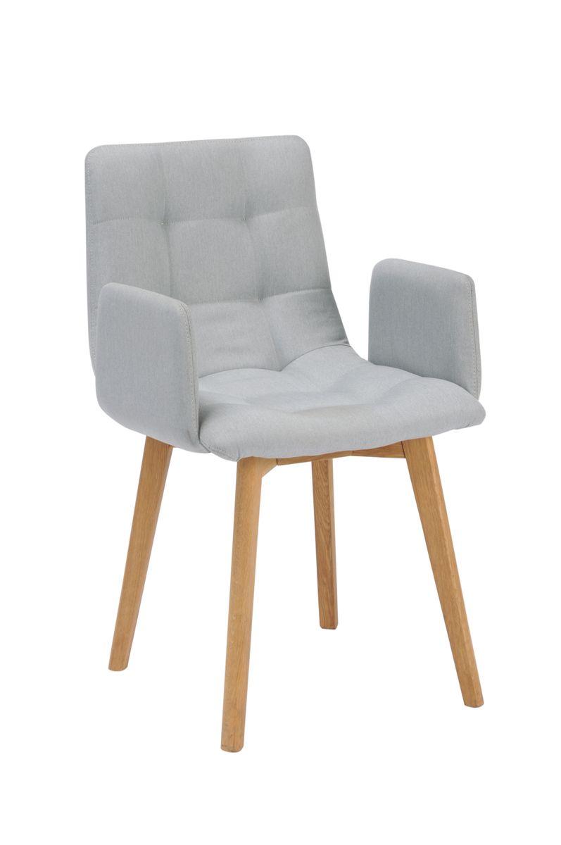 sessel stuhl set schalenstuhl eiche massiv vierfu stuhl polsterstuhl hellgrau esszimmer. Black Bedroom Furniture Sets. Home Design Ideas