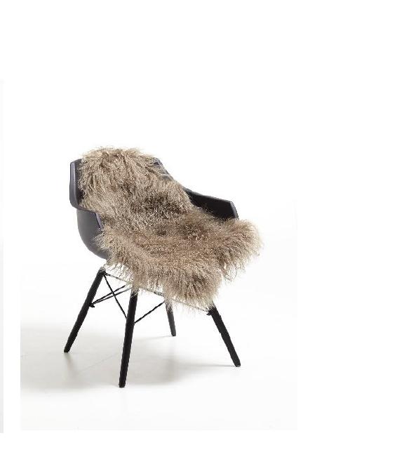 Stuhl Sessel Kunststoff grau modern design Besprechungsstuhl Wartezimmerstuhl