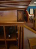 Highboard Anrichte Kiefer massiv lackiert Landhaus Barschrank