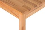 Esstisch Tisch Küchentisch Tisch 110x70 Ansteckplatten cm Kernbuche massiv geölt