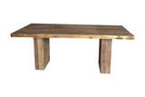BANDA Tisch 180x100cm Recyceltes Teak Natur