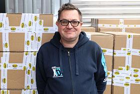 Alexander Claus - Lager