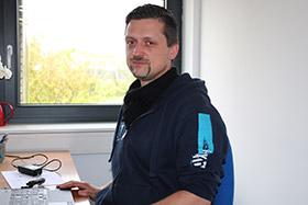 Andrew Vögele - Lagerleitung
