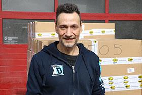 Frank Koch - Wareneingang