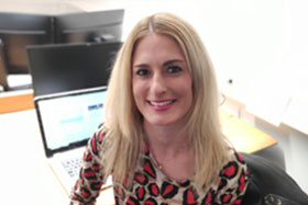 Nadine Bender - Assistenz der Geschäftsleitung