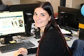 Sandra Rinaldi - Auftragsbearbeitung