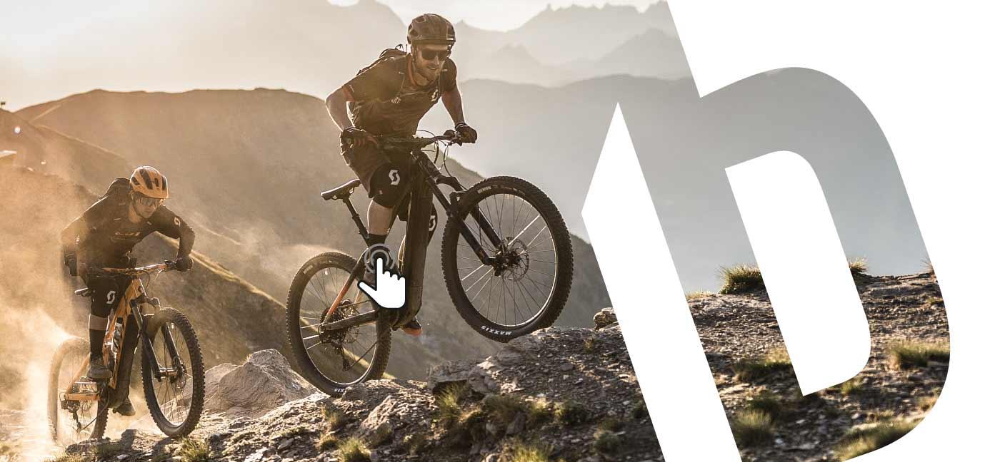 E-Bikes & E-Mountainbikes