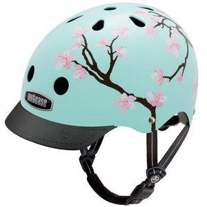 Nutcase Street Helm Cherry Blossoms Kinder- und Erwachsenenhelm 001