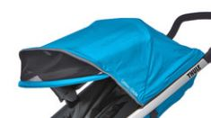 Thule Sonnenverdeck / Sunshade für Urban Glide1 Thule Blau – Bild 2