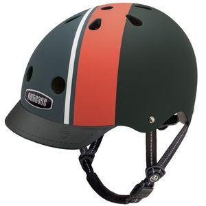 Nutcase Street Element Stripe Matte MIPS Multisport Helm – Bild 2