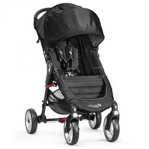 baby jogger CITY MINI™ 4-Rad 2018 - black – Bild 1