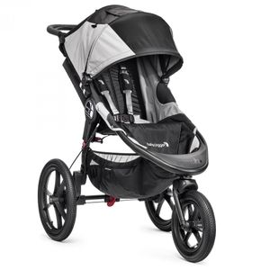 baby jogger SUMMIT™ X3 Single 2018 - Black/Gray – Bild 1
