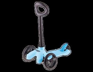 Microlino Kinderroller Blau – Bild 1