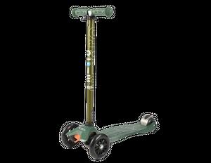 Maxi Micro T Kinderroller Metallic Grün