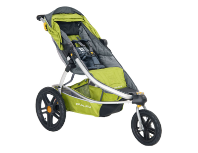 Burley Solstice Kinderwagen Grün – Bild 1