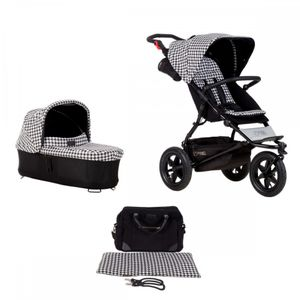 Mountain Buggy Urban Jungle 2018 NEW luxury collection bundle Pepita – Bild 1