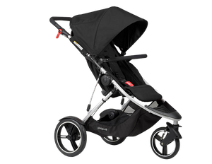 phil & teds Dash Stroller black 2017
