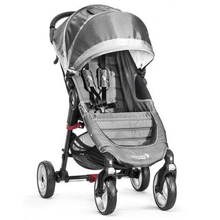 baby jogger CITY MINI™ 4-Rad 2017 - steel/gray – Bild 1