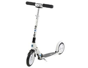 Micro Scooter White Roller SA0031 001