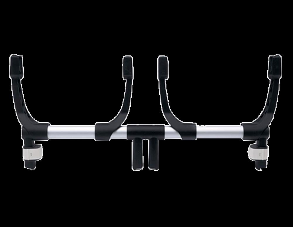 Bugaboo Donkey twin Autositz-Adapter für Maxi-Cosi – Bild