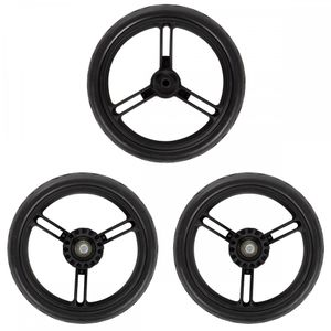"12"" uj,terrain,+one left, right, front areotech wheel set 001"
