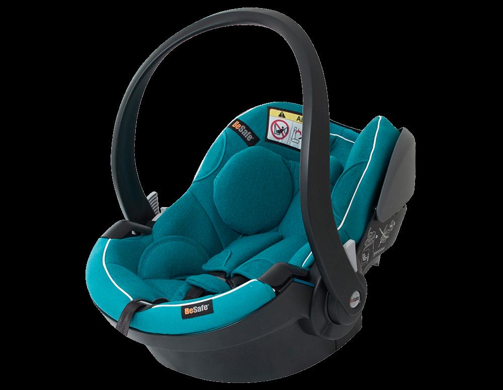 BeSafe iZi Go Modular i-Size Kindersitz Ocean Mélange – Bild