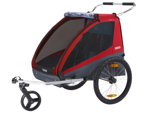 Thule Coaster XT Deluxe Red Kids Bike...