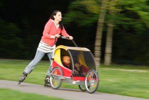 Kindercar Skaterset 20'' lenkbar
