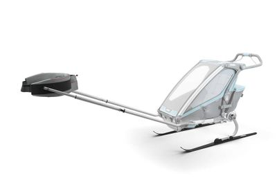 Thule Chariot Ski Kit - Skiset 2017 – Bild 1