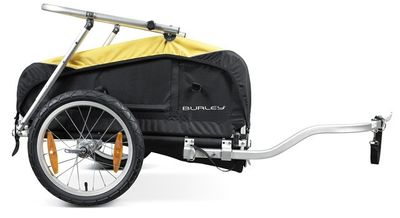 Burley Gepäckträger für Nomad Transportanhänger – Image 2