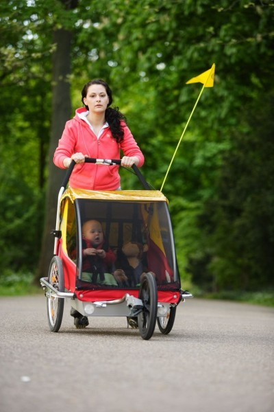 Kindercar Jogger-Set 16'' – Bild