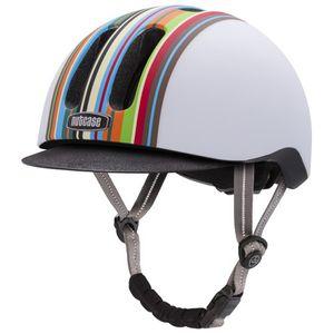 Nutcase Metroride Technicolor Fahrradhelm 001