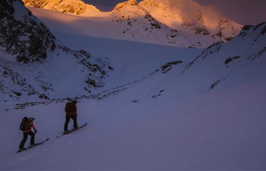 Touren-Ski