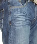 Blend of America Jeans Style 6518 Mid-Blue 961 Used-Look 003