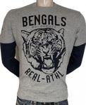 "ALCOTT Longsleeve Vintage T-Shirt ""Bengals"" Bild 2"