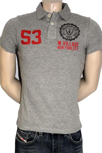 Alcott College Polo Shirt Quot City College New York Quot Men T Shirts